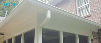 Eaves and gutter cleaning Vaughan